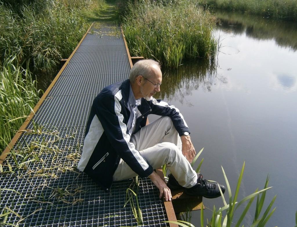 Hoe zal het levende water weer opnieuw kunnen gaan stromen in ons leven?