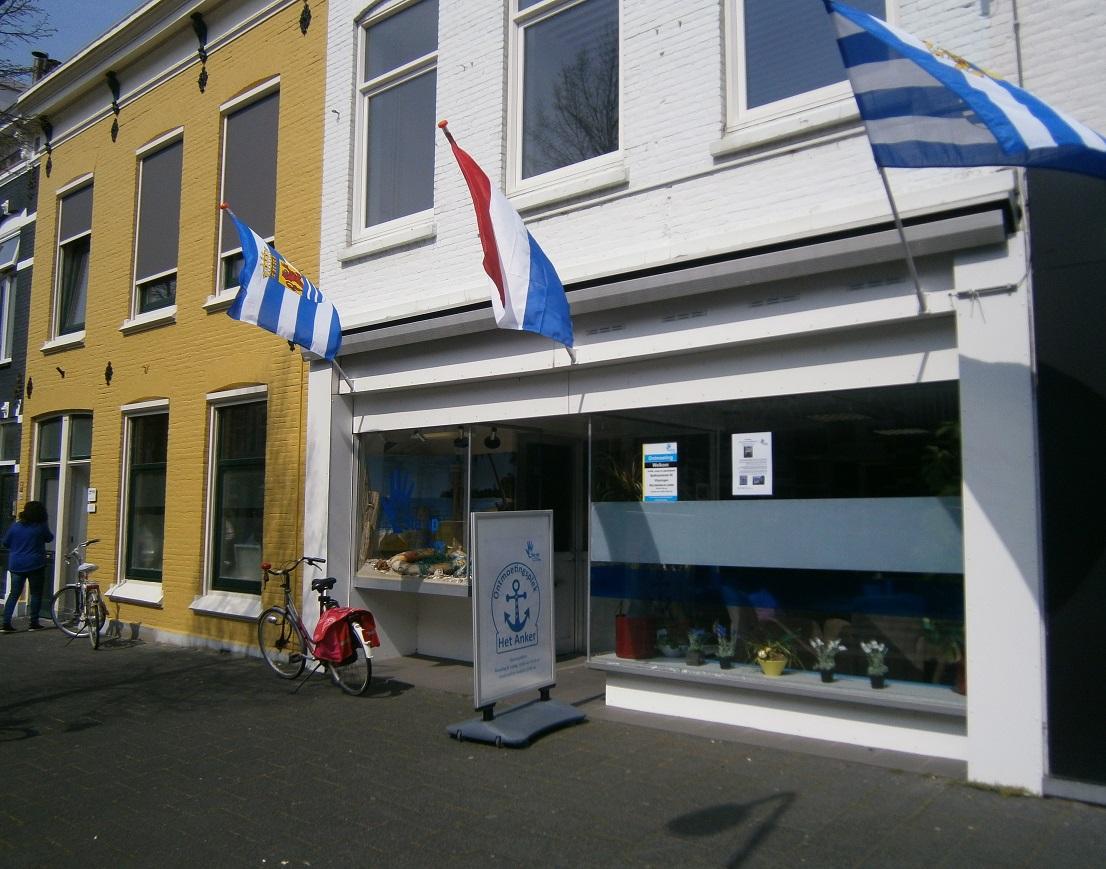 Inloophuis Sta Op Zorg, Badhuisstraat 60, Vlissingen