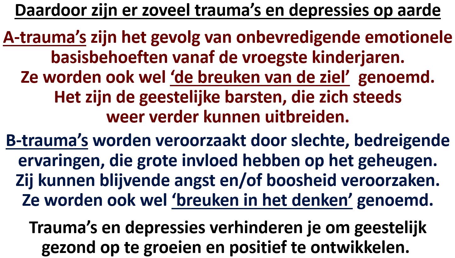 zelf uit een depressie komen