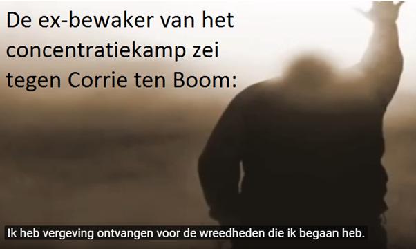 Corrie ten Boom 4d