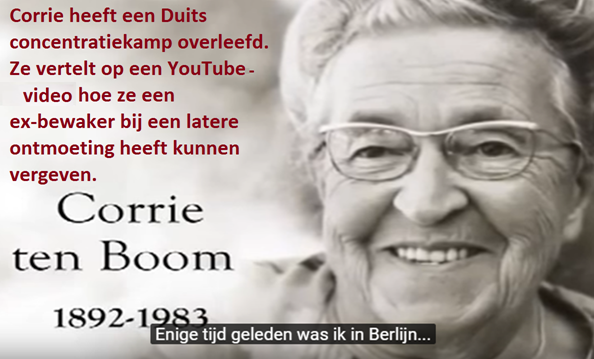 Corrie ten Boom over vergeven 1a