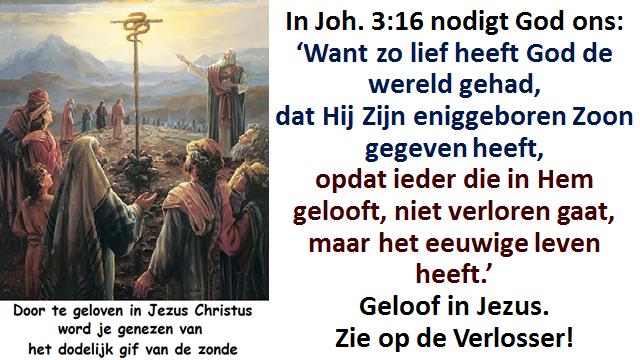 Jezus de Verlosser Zo lief heeft God de wereld gehad