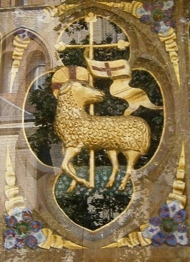 Het Lam van God is de Overwinnaar, Die alle macht heeft in hemel en op aarde.