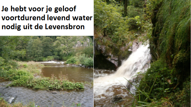 Levend water 3c